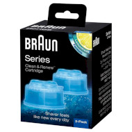 Жидкость для очистки BRAUN CCR2 Clean & Renew 2-pack