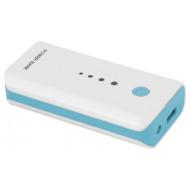 Портативное зарядное устройство ESPERANZA Electron EMP104WB (5200mAh)