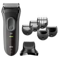 Электробритва BRAUN Series 3 3000bt Shave & Style (81547156)
