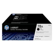 Тонер-картридж HP 78A Dual Pack Black (CE278AF)