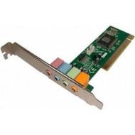 Звуковая карта ATCOM PCI Sound Card 4CH