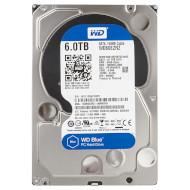 """Жёсткий диск 3.5"""" WD Blue 6TB SATA/64MB (WD60EZRZ)"""