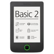 Электронная книга POCKETBOOK 614 Basic 2 Wi-Fi Gray