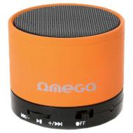 Портативна колонка OMEGA OG47 Orange