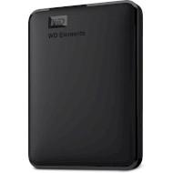 Портативный жёсткий диск WD Elements Portable 2TB USB3.0 (WDBU6Y0020BBK-WESN)