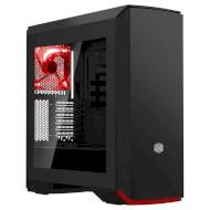 Корпус COOLER MASTER MasterCase Pro 6 Red LED