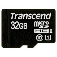 Карта памяти TRANSCEND microSDHC Premium 32GB UHS-I Class 10 (TS32GUSDCU1)