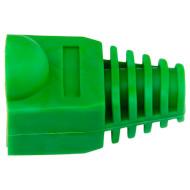 Колпачок коннектора LOGICFOX для RJ-45 зелёный 100 шт/уп. (LPCP5GN)