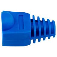 Колпачок коннектора LOGICFOX для RJ-45 синий 100 шт/уп. (LPCP5BL)