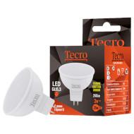 Лампочка LED TECRO TL MR16 GU5.3 3W 3000K 220V