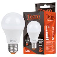 Лампочка LED TECRO TL A60 E27 10W 4000K 220V