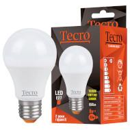 Лампочка LED TECRO TL A60 E27 8W 3000K 220V