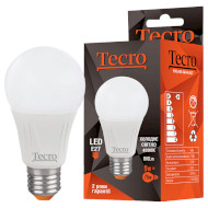 Лампочка LED TECRO Pro A60 E27 9W 4000K 220V