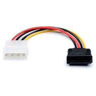 Кабель Molex - SATA Power 0.15м ATCOM (3798)