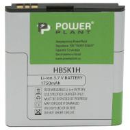 Аккумулятор POWERPLANT Huawei HB5K1H 1750мАч (DV00DV6070)