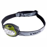 Фонарь налобный VARTA LED x4 Head Light 3AAA