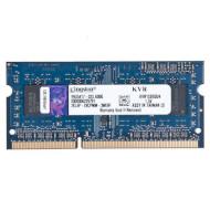 Модуль памяти KINGSTON ValueRAM SO-DIMM DDR3 1333MHz 4GB (KVR13S9S8/4BK)