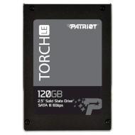 """SSD PATRIOT Torch LE 120GB 2.5"""" SATA (PTL120GS25SSDR)"""