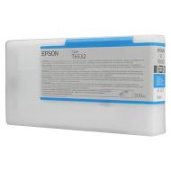 Картридж EPSON T6532 Cyan (C13T653200)