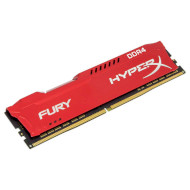 Модуль памяти KINGSTON HyperX Fury Red DDR4 2666MHz 16GB XMP (HX426C16FR/16)