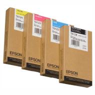 Картридж EPSON T6123 Magenta (C13T612300)