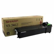 Тонер-картридж SHARP MX-206GT Black