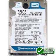 "Жёсткий диск 2.5"" WD Blue 320GB SATA/8MB (WD3200BPVT-REF) Refurbished"