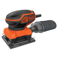 Вибрационная шлимашина BLACK&DECKER KA450