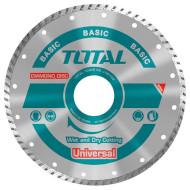 Диск отрезной TOTAL Basic Universal 125x22.2x7.5мм (TAC2131253)