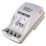 Зарядное устройство ANSMANN Basic 4 Plus (5107343)
