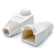 Колпачок коннектора ATCOM для RJ-45 белый 100 шт/уп. (10107)