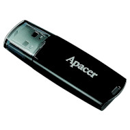 Флэшка APACER AH322 16GB Black