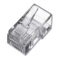Коннектор DIGITUS RJ-45 UTP Cat.3 100 шт/уп. (A-MO 8/8 SF)