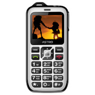 Мобильный телефон ASTRO B200 RX Black/White