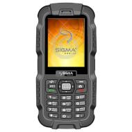 Мобильный телефон SIGMA MOBILE X-treme DZ67 Travel Black/Black