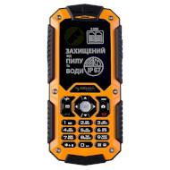 Мобильный телефон SIGMA MOBILE X-treme IT67 Black/Orange