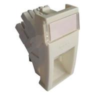 Модуль розеточный Euromod MOLEX RJ-45 UTP Cat.5e 20 шт/уп. (MLG-00028-02)