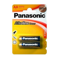 Батарейка PANASONIC Alkaline Power AA 2 шт./уп. (LR6REB/2BP)