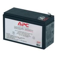 Аккумуляторная батарея APC RBC17 (12В 9Ач)