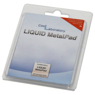 Термопрокладка COOLLABORATORY Liquid MetalPad for GPU (CL-LMP-1GPU)