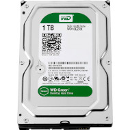 "Жёсткий диск 3.5"" WD Green 1TB SATA/64MB/IntelliPower (WD10EZRX)"