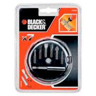 Набор бит BLACK&DECKER 7шт (A7090)