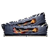 Модуль памяти G.SKILL Ripjaws 4 Black DDR4 3000MHz 16GB Kit 2x8GB (F4-3000C15D-16GRK)