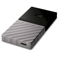 Портативный SSD WD My Passport 256GB (WDBK3E2560PSL-WESN)
