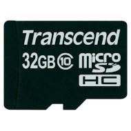 Карта пам'яті TRANSCEND microSDHC Premium 32GB Class 10 (TS32GUSDC10)