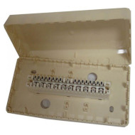 Коробка настенная HYPERNET 1 плинт (KR-DB-1M)