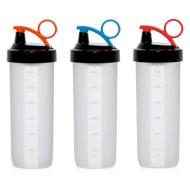 Бутылка спортивная HEREVIN Shaker 0.75л