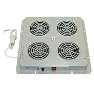 Панель вентиляционная ZPAS 4 вентилятора, 230В, 30Вт