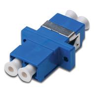 Адаптер DIGITUS LC/LC Duplex Singlemode OM3 (DN-96007-1)