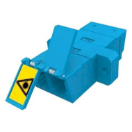 Адаптер MOLEX LC/LC Duplex Multimode (AFR-00210)